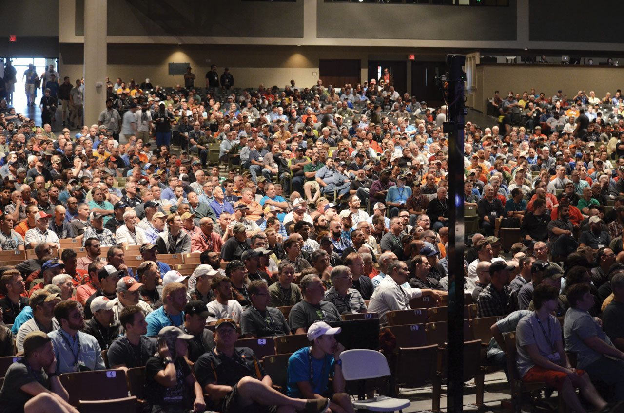 Advancing Truth at Men's Rewired: Falls Creek retreat appeals to men of all interests, April 28-29