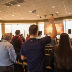 Church planters talk 'Family-to-Family' at Falls Creek retreat