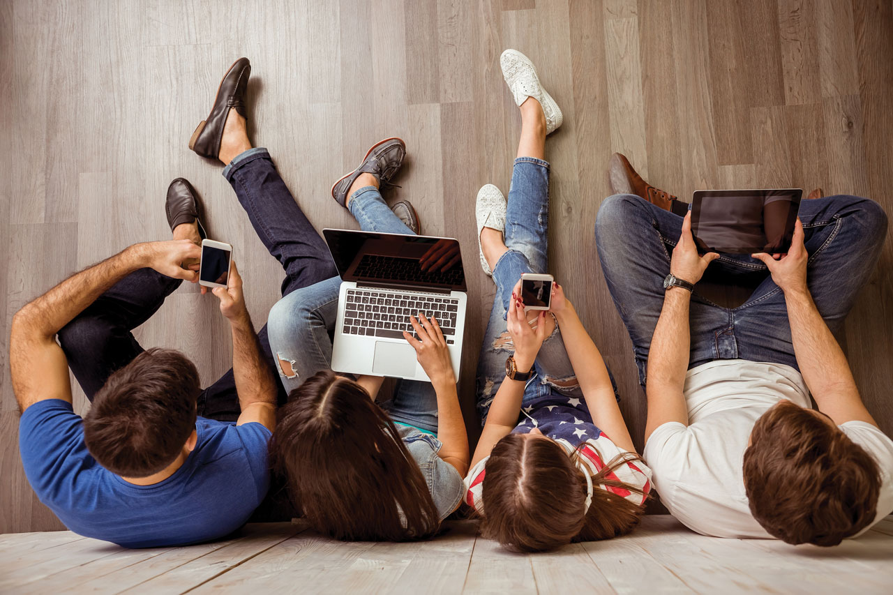 Conventional Thinking: Is social media smart for youth?