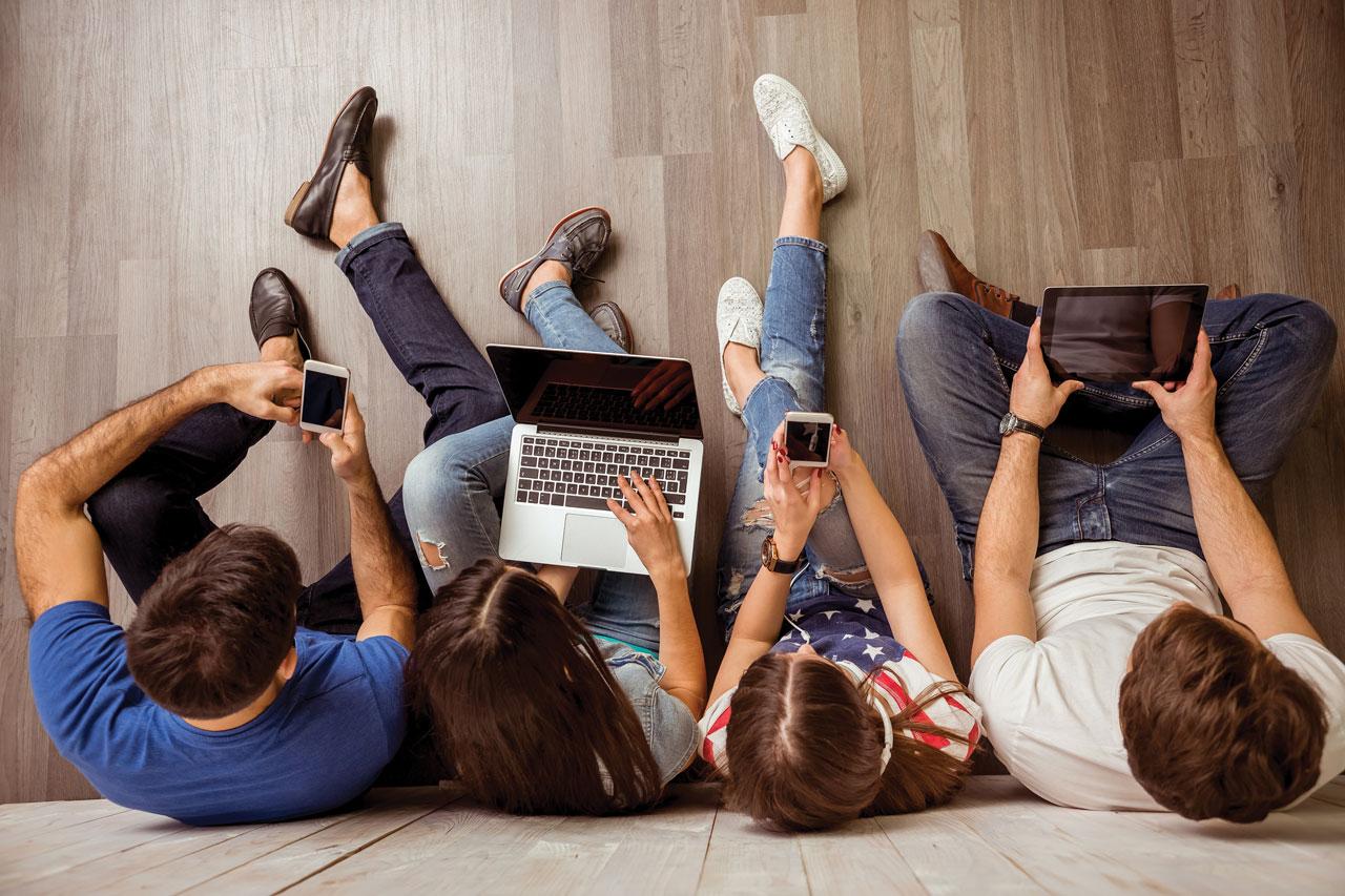Strengthen: Social distancing & social media