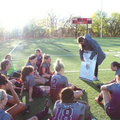 Jenks girls' soccer coach follows God's plan
