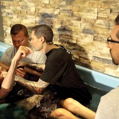 Spencer's baptism just one of many amazing stories at Coweta, Community