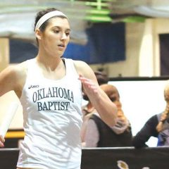 OBU track athlete has a heart for Guatemala