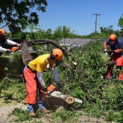 Oklahoma Baptist Disaster Relief provides aid following severe storms