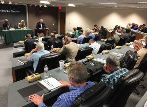 BGCO board praises God for positive ministry reports