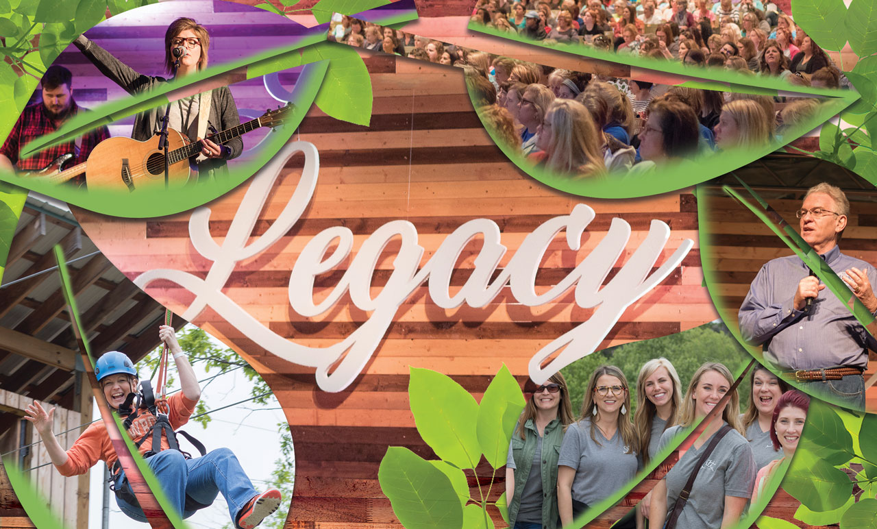 Women's Retreat inspires women to 'Leave Your Legacy'