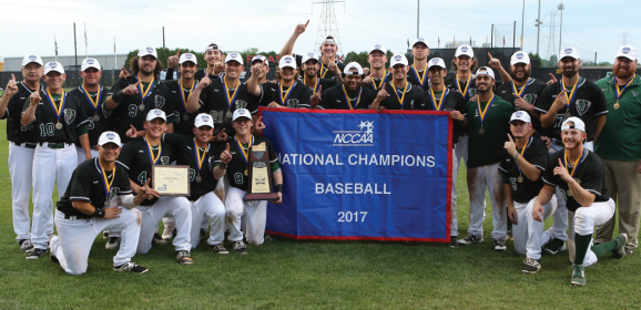 OBU baseball wins second NCCAA crown