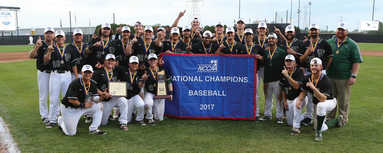 OBU baseball wins second NCCAA crown