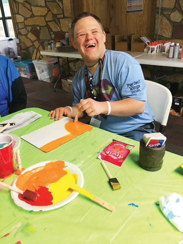 Students take flight at Camp Perfect Wings