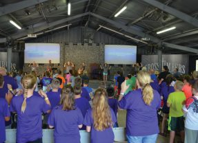 CrossTimbers keeps connecting kids with Christ