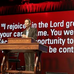 'Jesus is enough,' Hall says in SBC Pastors' Conference sermon
