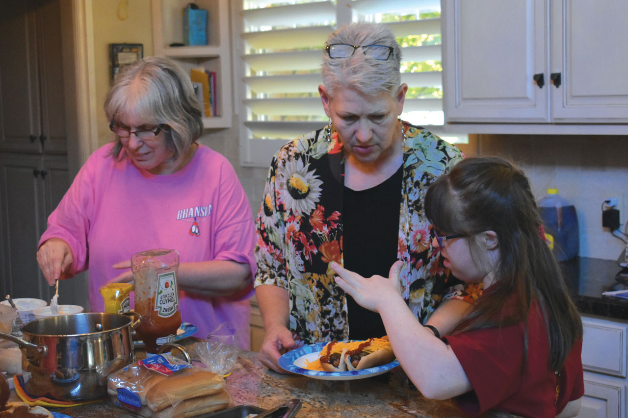 Faith Focus: Cooking with Karla