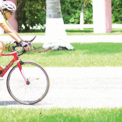 From OKC to Canada on two wheels: Baptist missionary to ride bicycle 2,500-plus miles for a cause