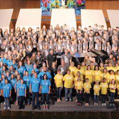 BGCO music camps train current & future worship leaders