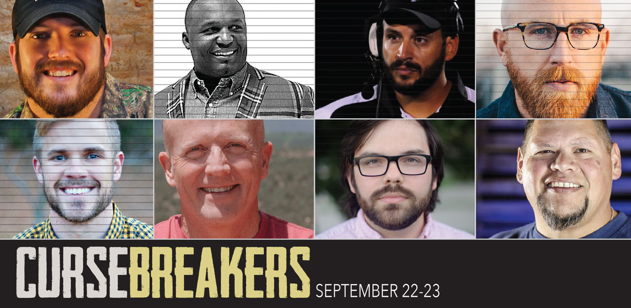 'Cursebreakers' helps men build legacies