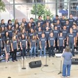 Newcastle, First student choir shares the Gospel in KC & Indy