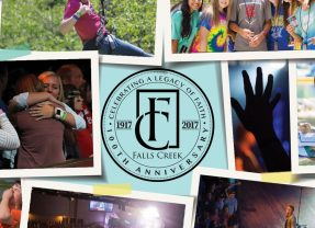Falls Creek's faithful: Record-high professions of faith observed at 100th year of camp