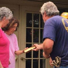 Disaster Relief responds to Aug. 6 Tulsa tornado
