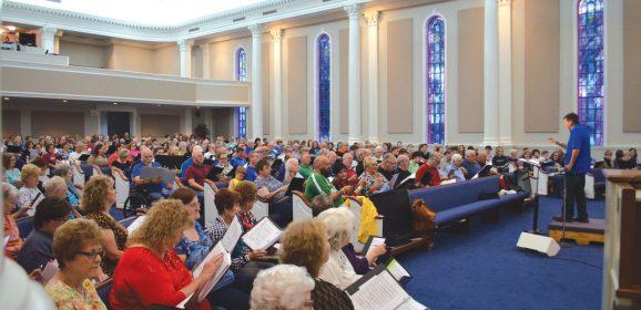 Falls Creek Centennial Choir is 'ready to go' Sept. 3