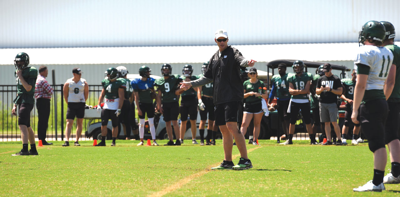 OBU football plans to exceed expectations