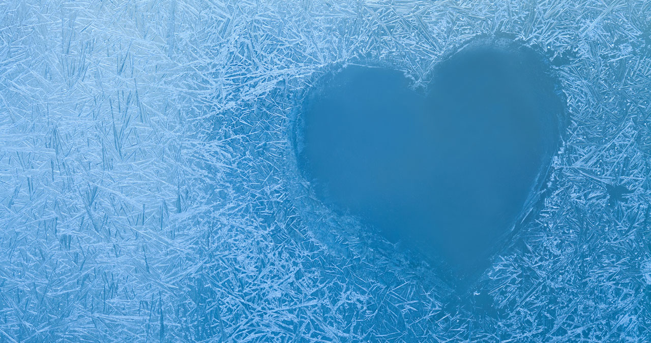 Conventional Thinking: Ice-cold hearts