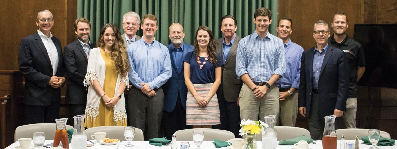 Oklahoma Baptists celebrate Summer Evangelism Team's success