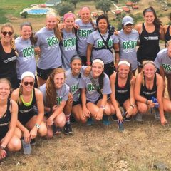 Lady Bison GO to Europe, West Asia