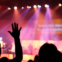 Night of Praise at Falls Creek 100th honors God through powerful worship experience