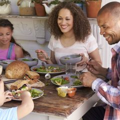 Christian Health: The importance of family mealtime