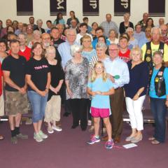 Altus shows neighborly love: Three churches unite for revival, outreach