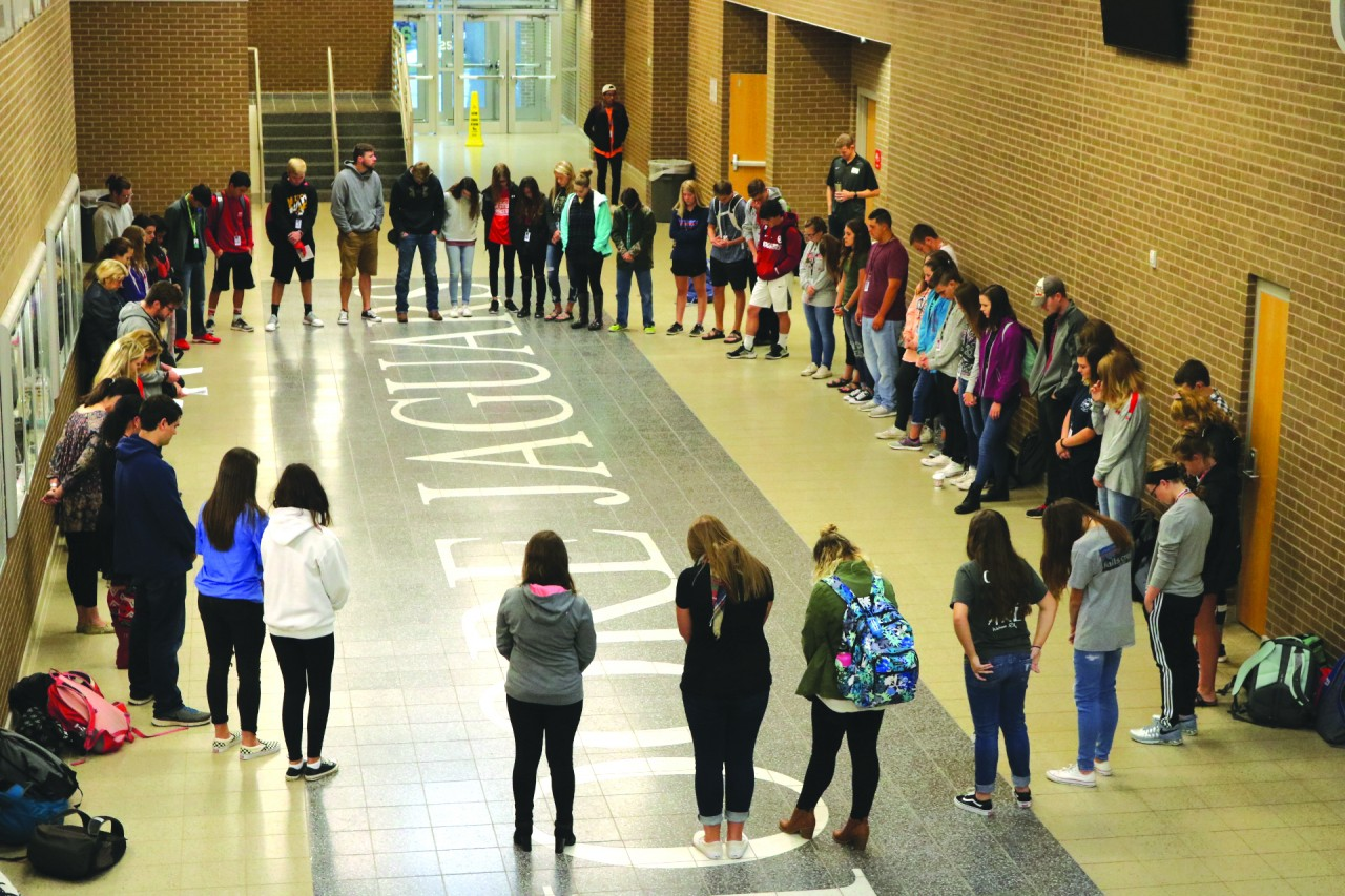 See You At The Pole: One nation of youth under God