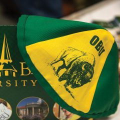 OBU Honors Exceptional Alumni During Annual Harvest Dinner
