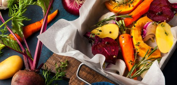 Christian Health: Autumn harvest of vegetables and fruits