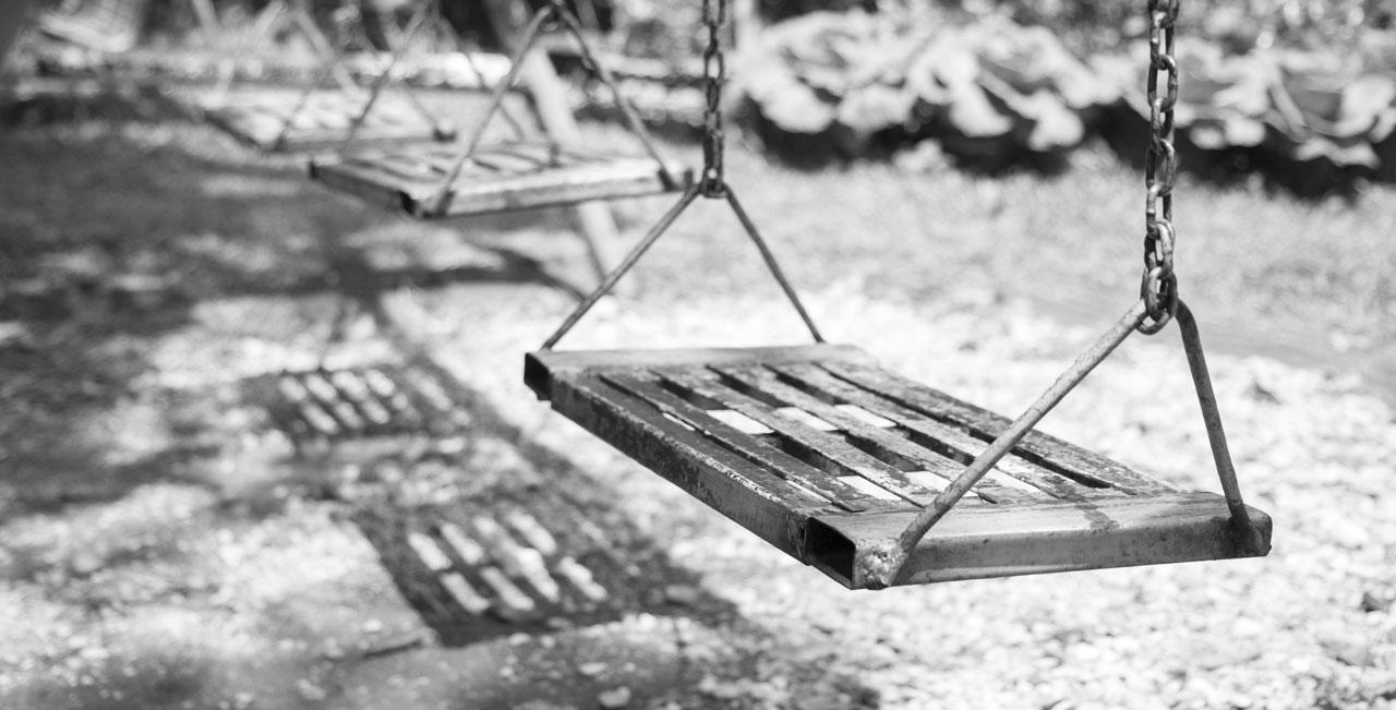 Rite of passage: Playground joys