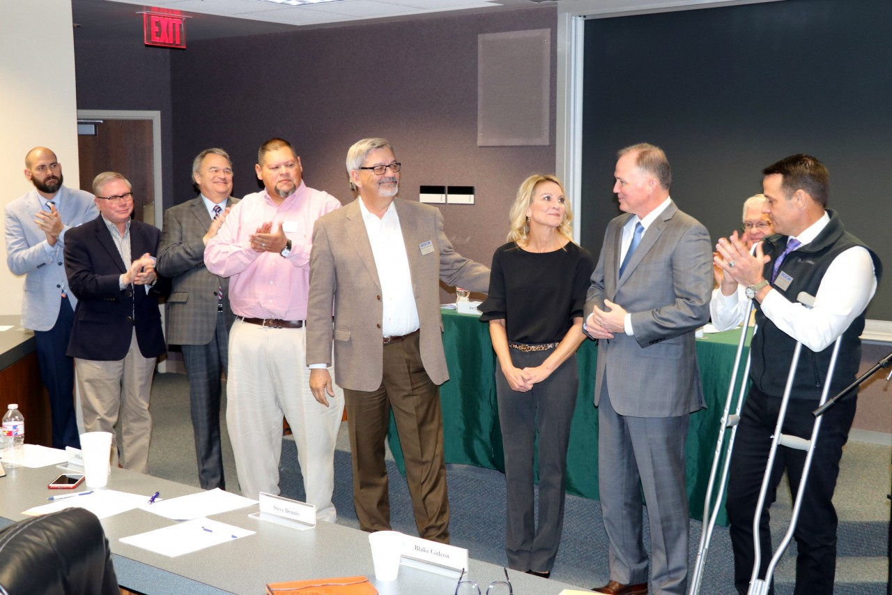 BGCO board unanimously approves Dilbeck as next executive director