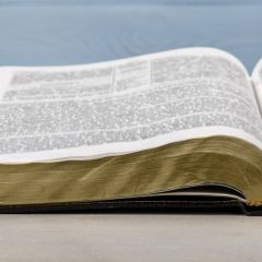 Evangelism: Don't just talk about it… be about it