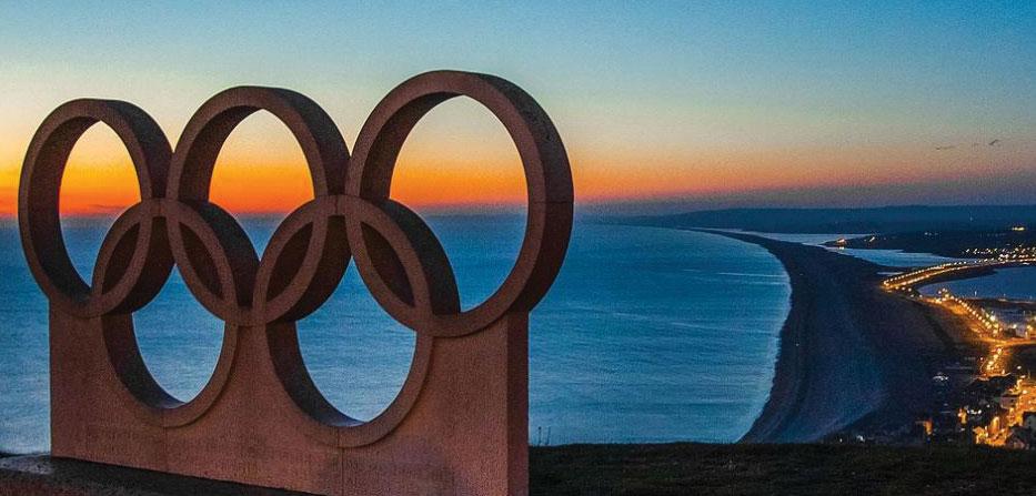Ready for the Olympics? Invite the neighbors