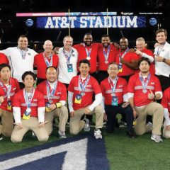 OBU FB coaches lead Japan team to International Bowl win