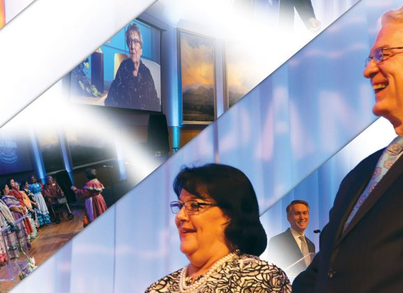 Jordan experiences rivers of blessings: Retirement banquet recalls ministry moments, God's faithfulness