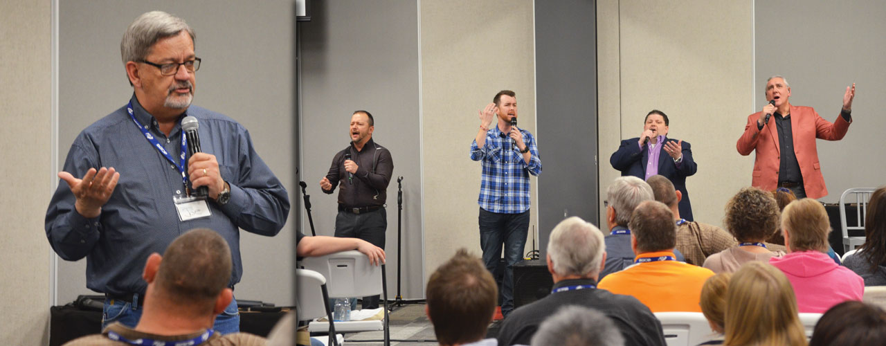 Retreat 'big success' for SAC pastors & wives