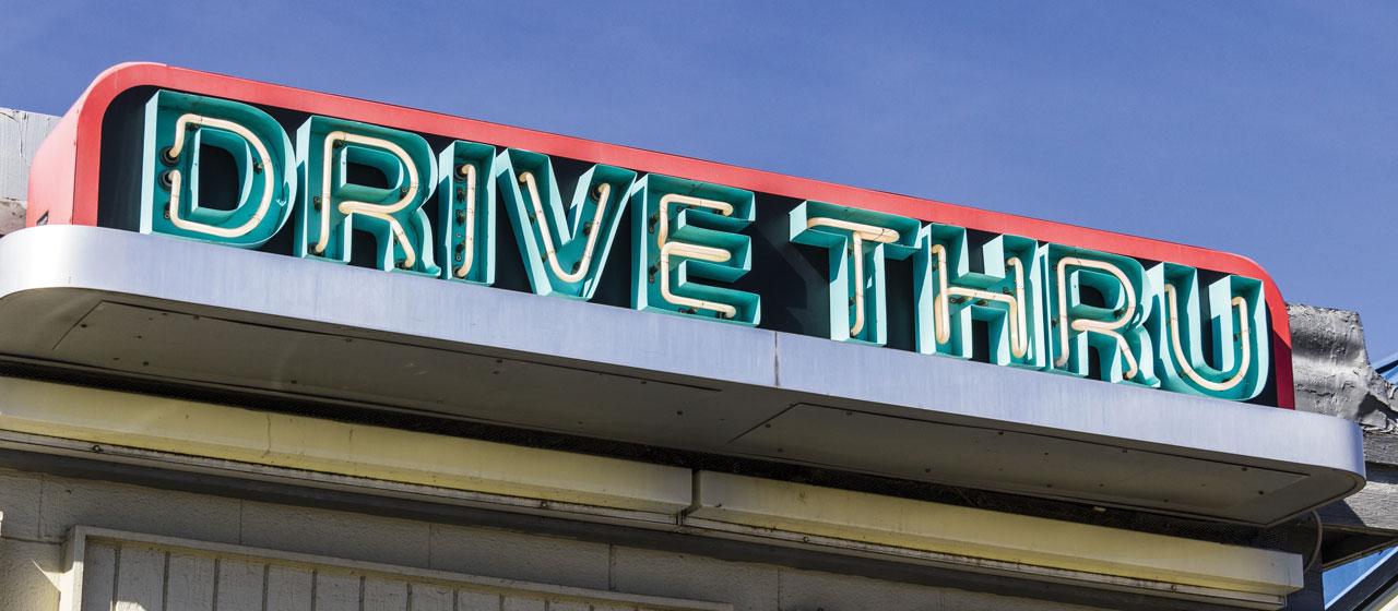 Rite of passage: Drive-through prisoner