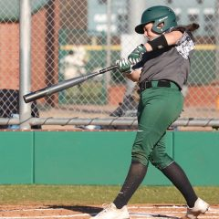 OBU softball player makes a difference in elder care