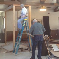 Nicoma Park, First's 'A-Team' gets things done at CrossTimbers
