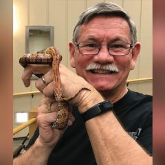 Rite of passage: Snakes in the church