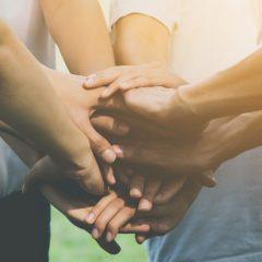 Encourage: We work together