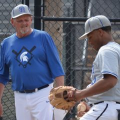 On the mound: 'Cured' cancer patient believes God wants him to coach