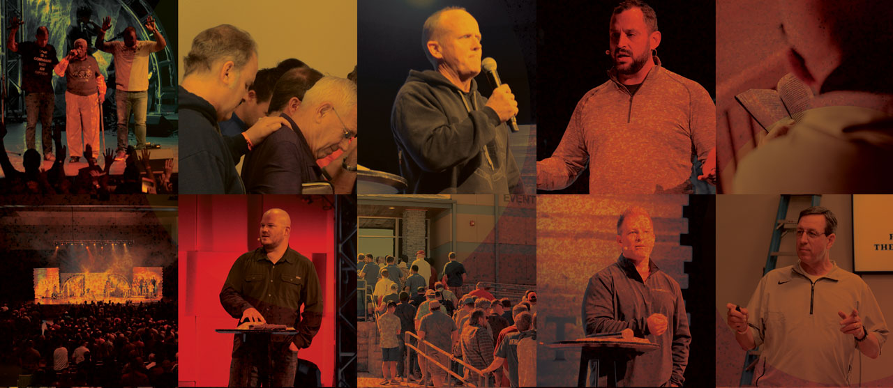 Men learn how to 'live truth' at Rewired