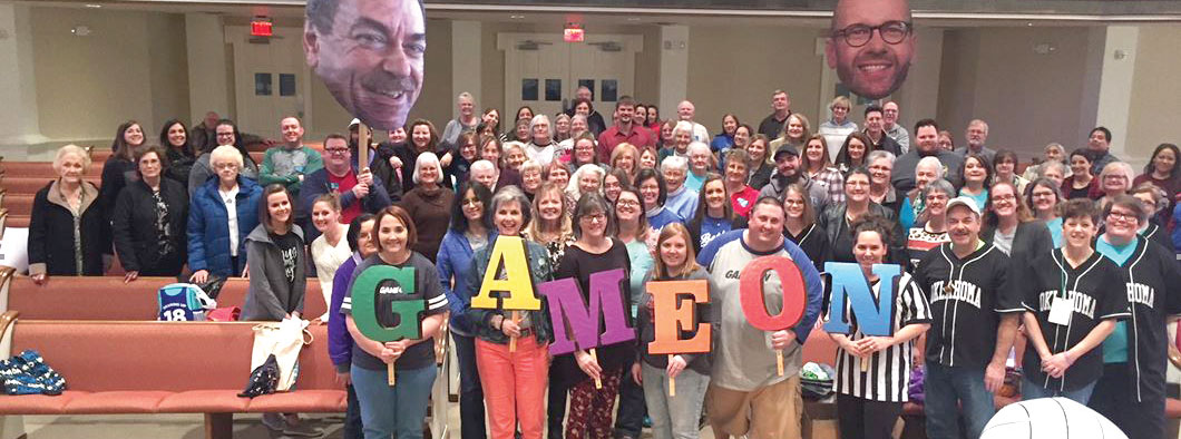 Churches 'Gear up! Get Ready! Game on!' for Vacation Bible School 2018