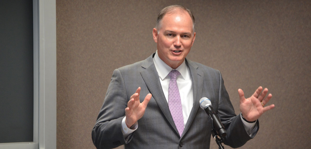 A blessed Board meeting: Dilbeck addresses board for 1st time as state exec, CrossTimbers NE announced