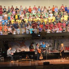 ACC is 'all in' for sharing the Gospel with campers